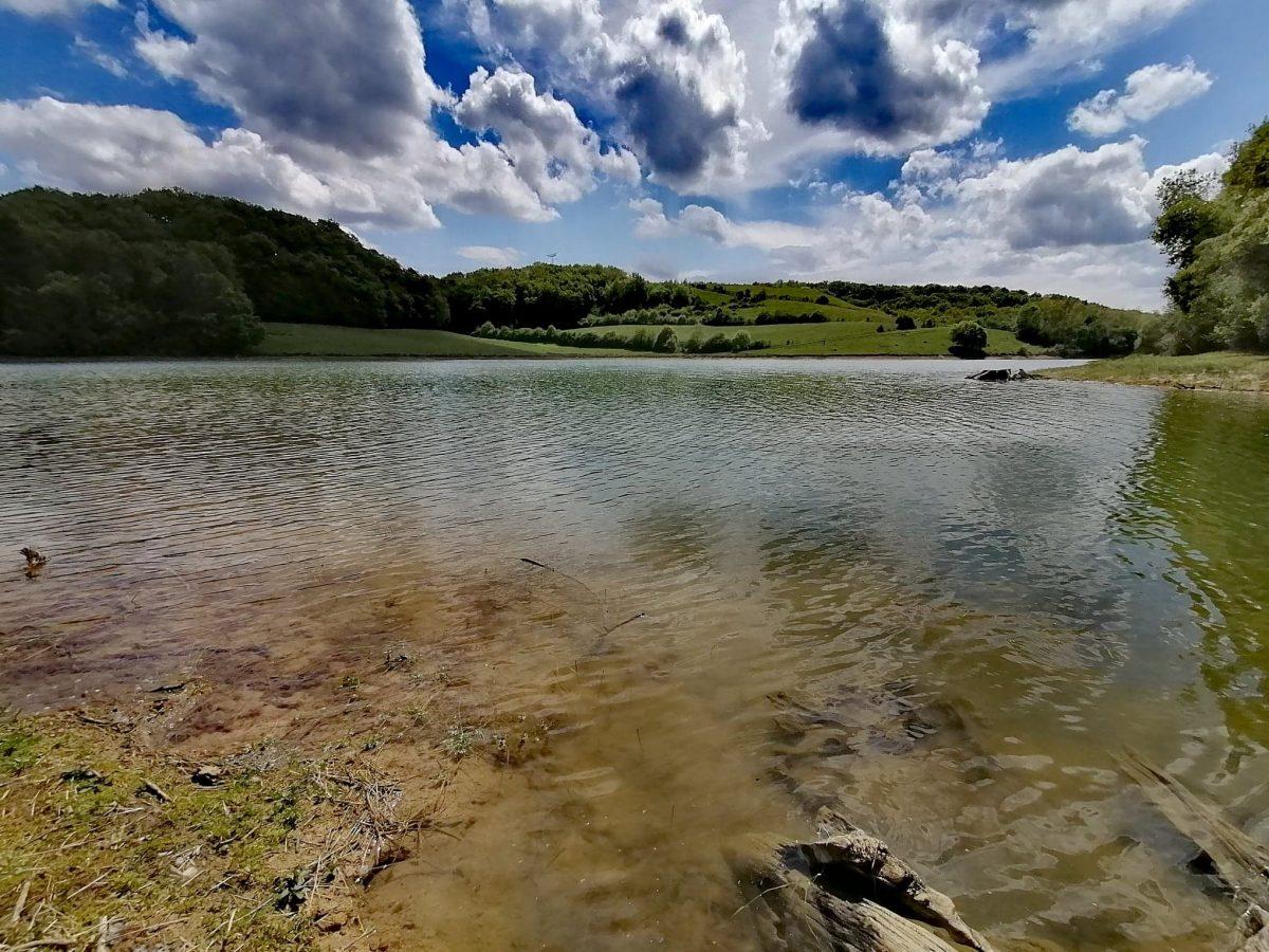 Lac de Fabas, balade en famille, Comminges Pyrénées