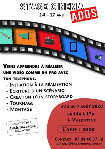 Affiche-stage-cinema-aout