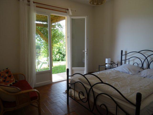 Appartement-Montrejeau—Chambre