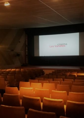 CINEMA LES VARIETES