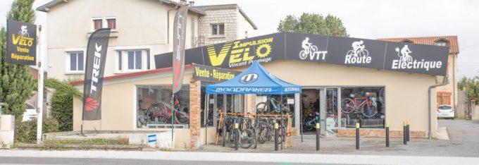 Impulsion-velo–saint-gaudens–reparateur–location–vente-de-velo–vtt–velo-electrique