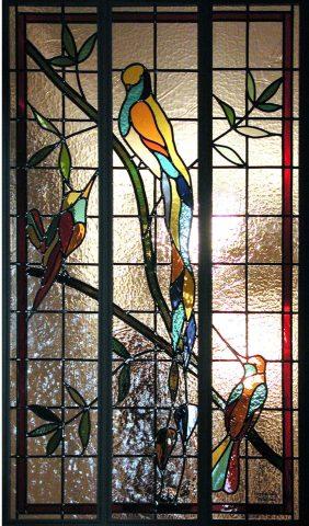 conversation-oiseaux-galerie-atelier-delois-MONTREJEAU