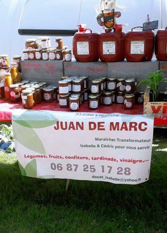 DOUAT ISABELLE  – JUAN DE MARC